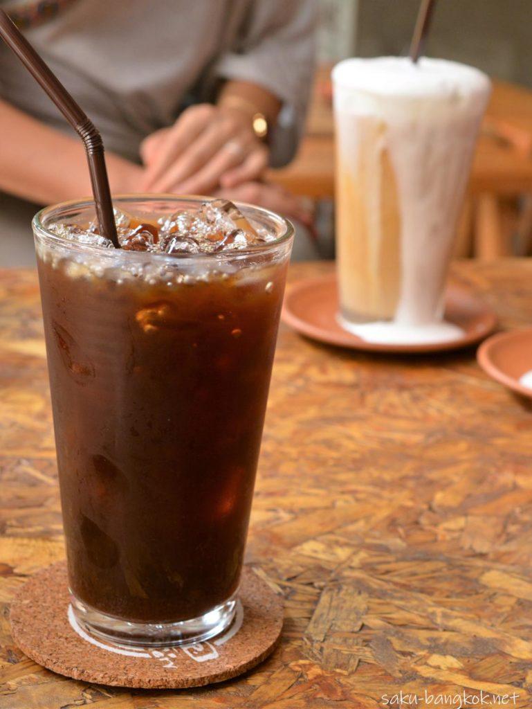 クアムー Coffee & Galleryのコーヒー