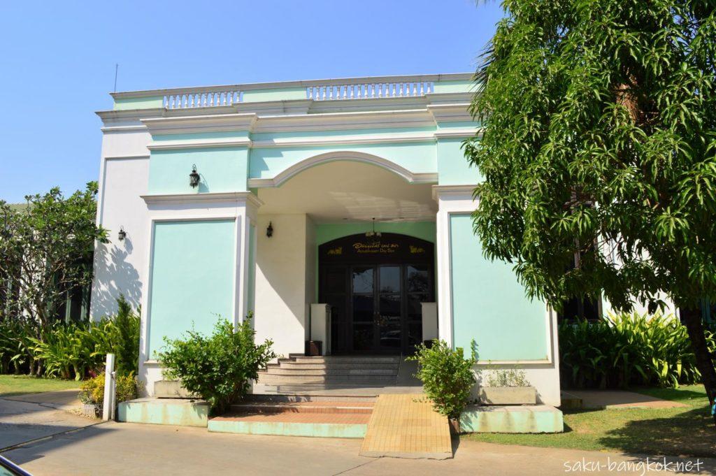 アバイブーベ病院デイスパの建物
