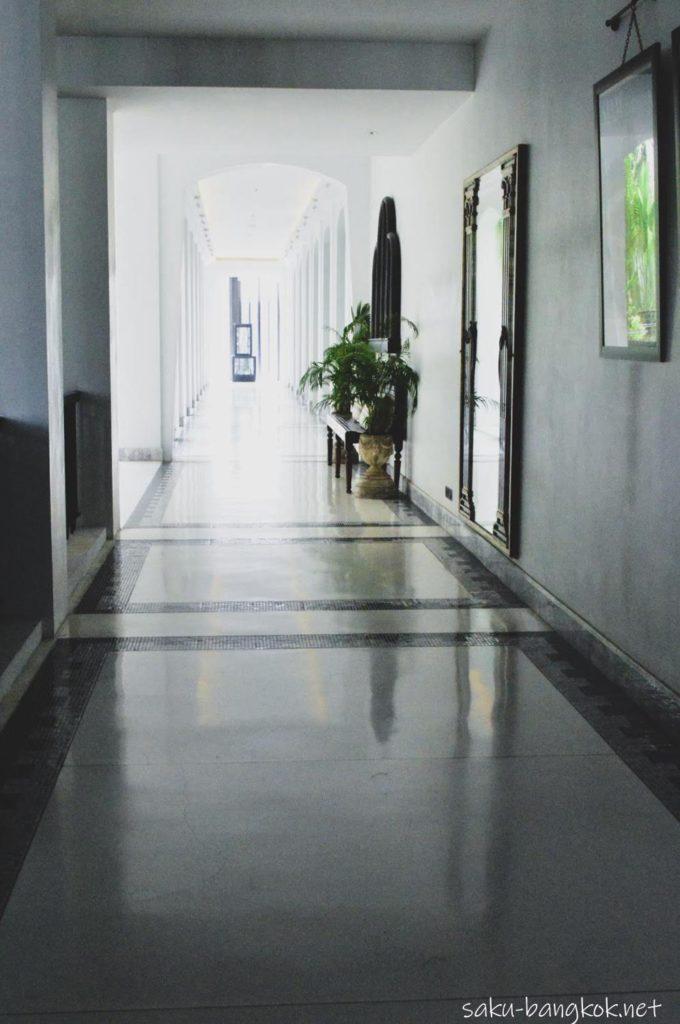 ザ・サイアムの廊下