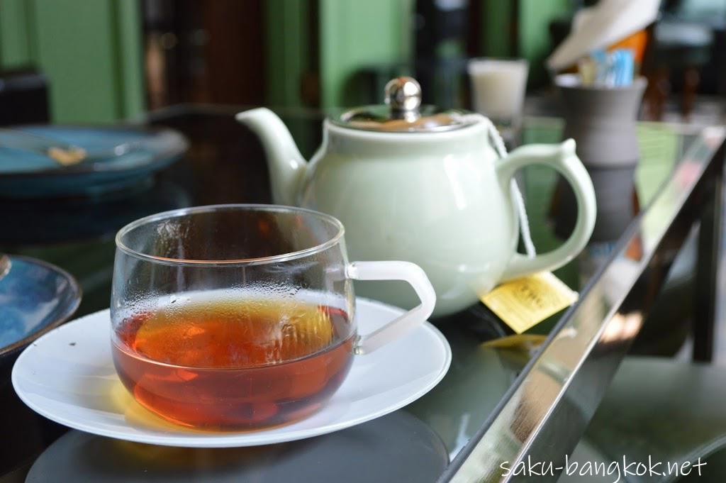ザ・ハウス・オン・サトーン TWGのお茶