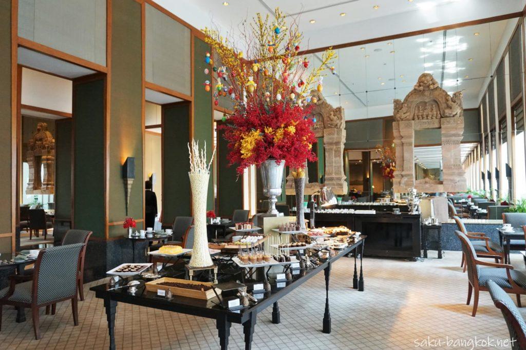 バンコク・スコータイホテルの雰囲気