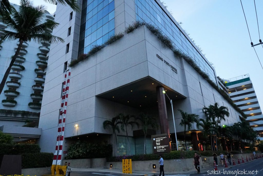 バンコクのシャングリラホテル