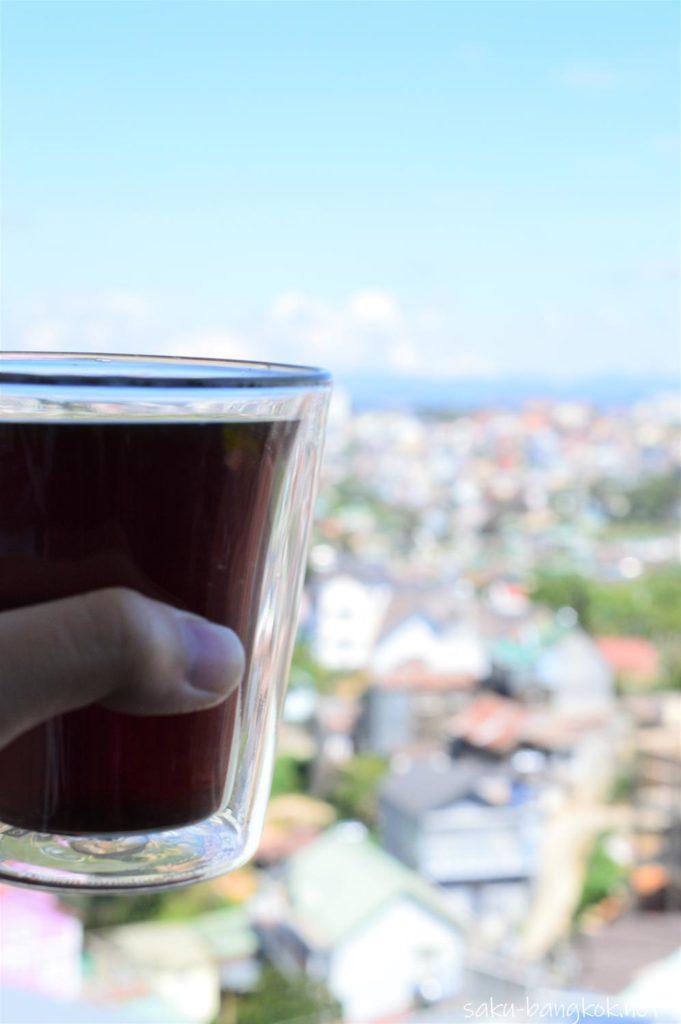 ダラットのハンドドリップコーヒー