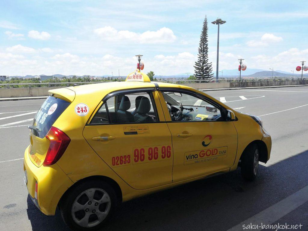 ダラットのグラブタクシー