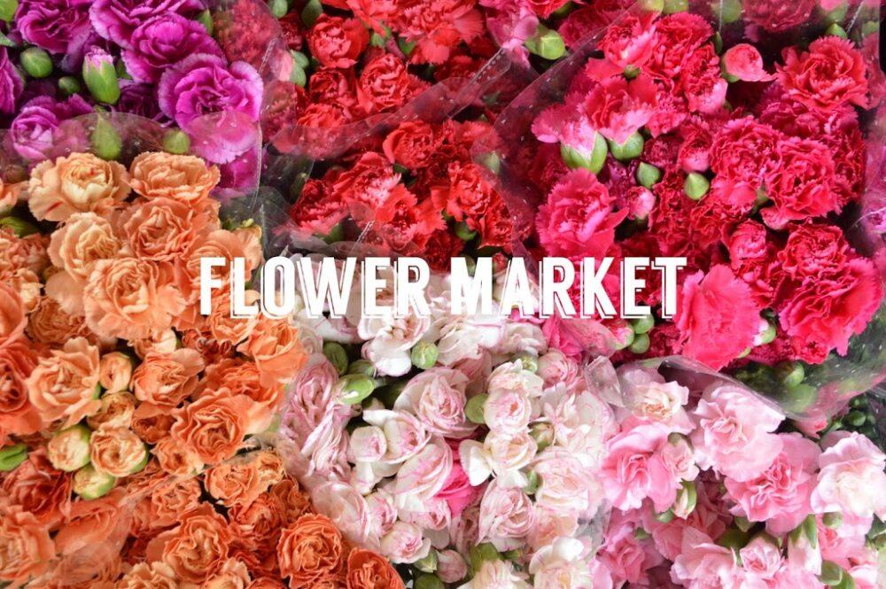 パークローン花市場タイトル画像