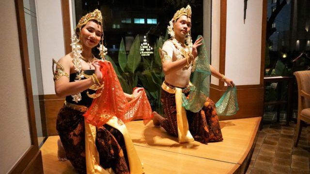 セラドン タイ舞踊ショー
