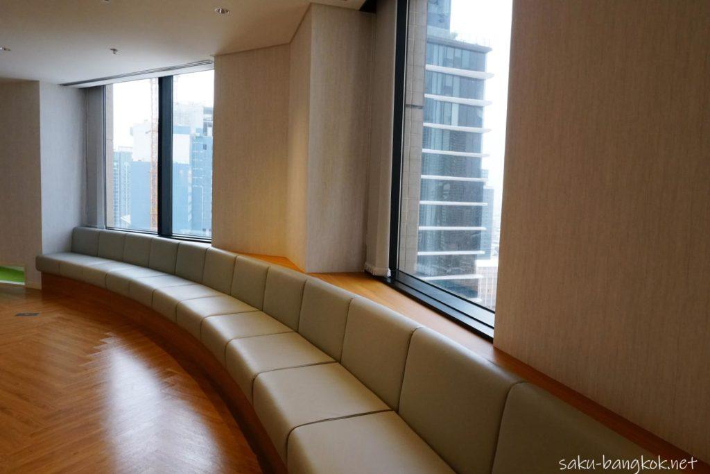 バンコクサクラクロスクリニック(Sakura Cross Clinic) 廊下