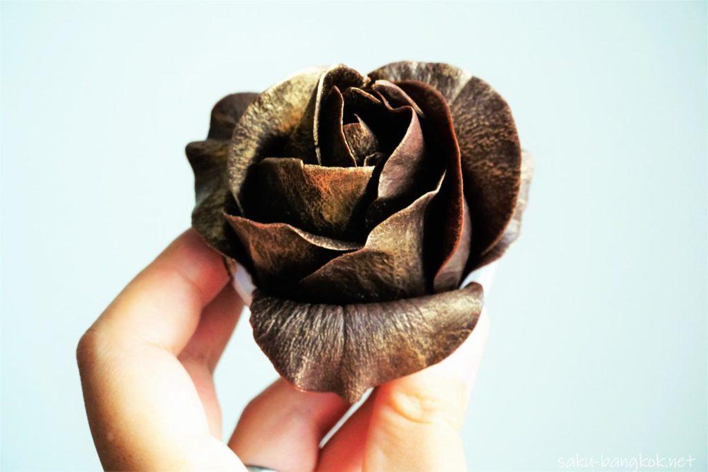 Anya's Oven チョコのバラ