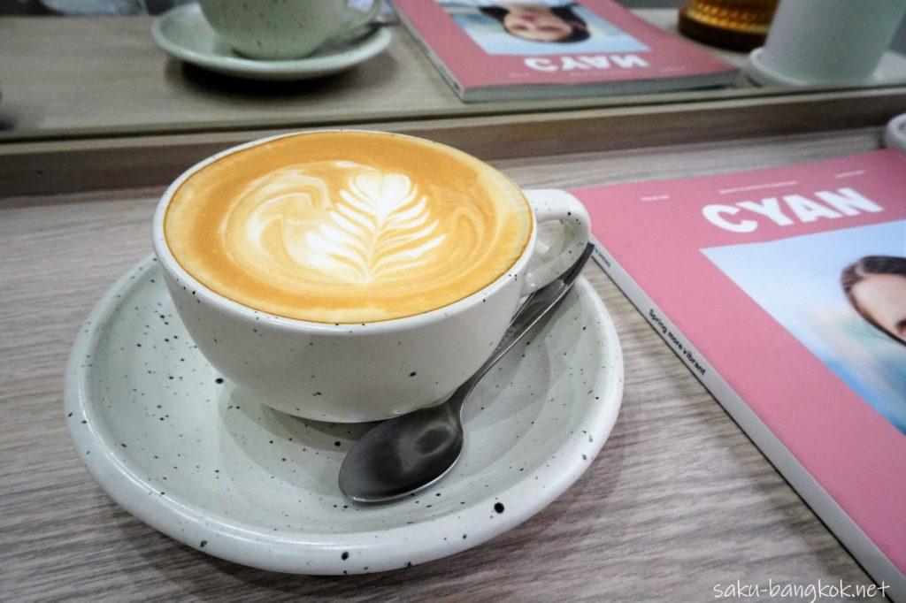 Balconyプラカノン店 Craft Cafeのカフェメニュー