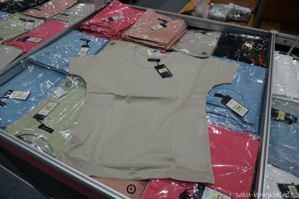 ジムトンプソンセール 無地のTシャツ