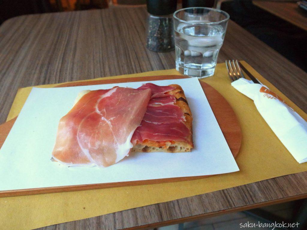 アソークおひとりさまランチにおすすめのPizza Pala Romana