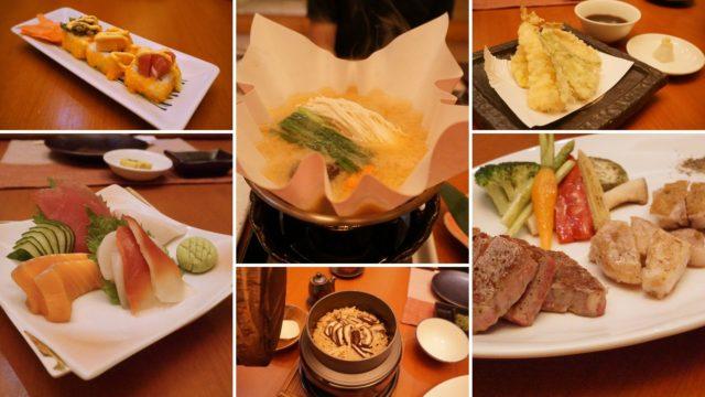コンラッド・バンコクKiSara(きさら)Weekend Family Lunch