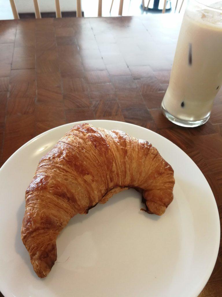 バンコクで1番美味しいと思うHoley Artisan Bakeryのクロワッサン