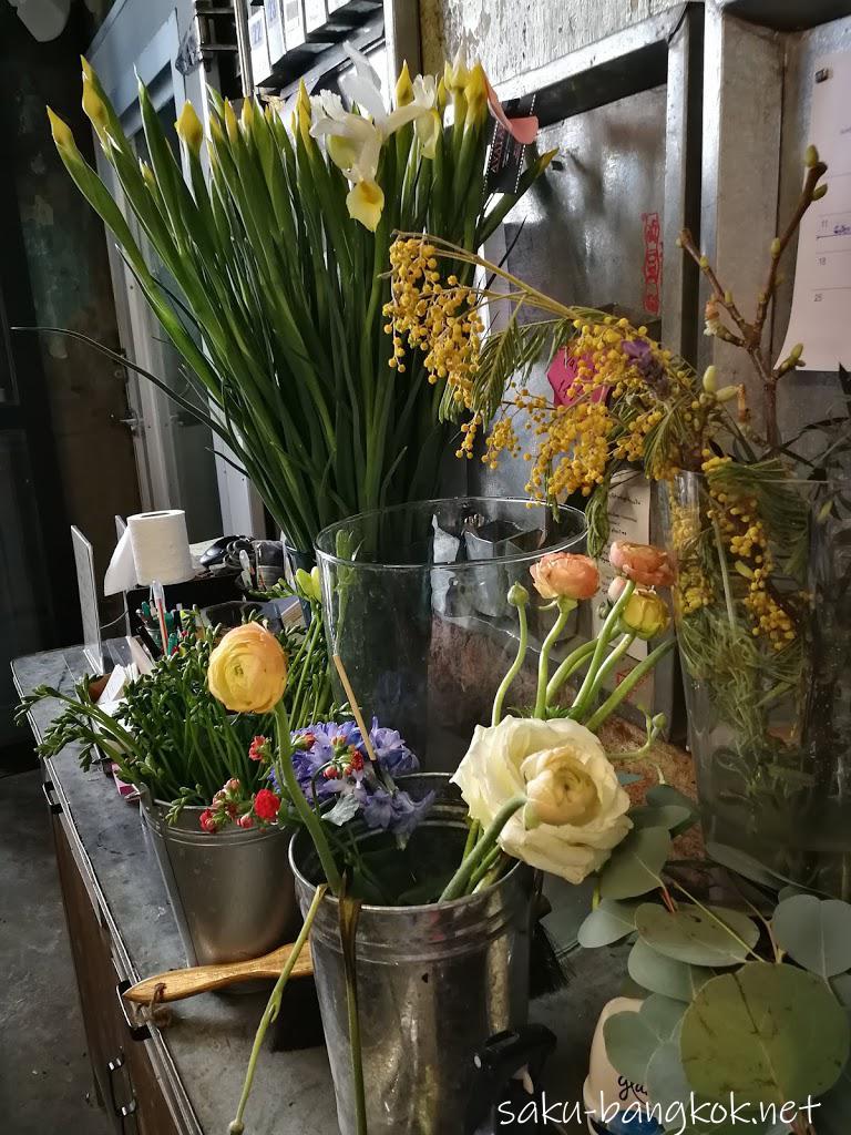 ソイナナの【Wallflowers Cafe】は花屋併設のおしゃれカフェ[旧NANA Coffee Roasters]