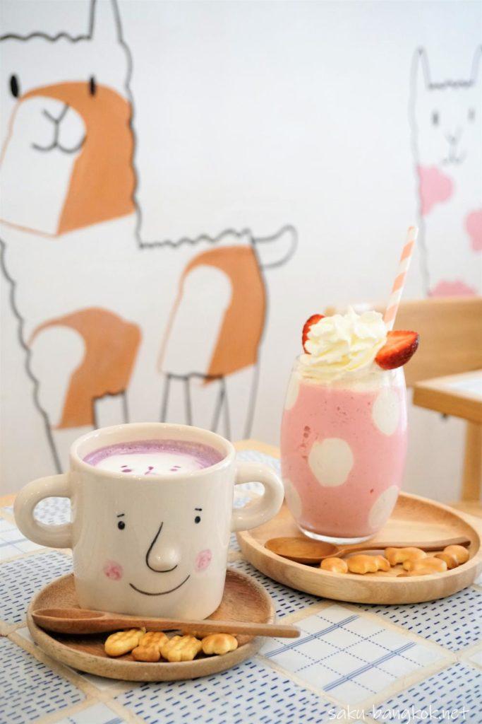 Nahim Cafe(ナヒムカフェ)のドリンク