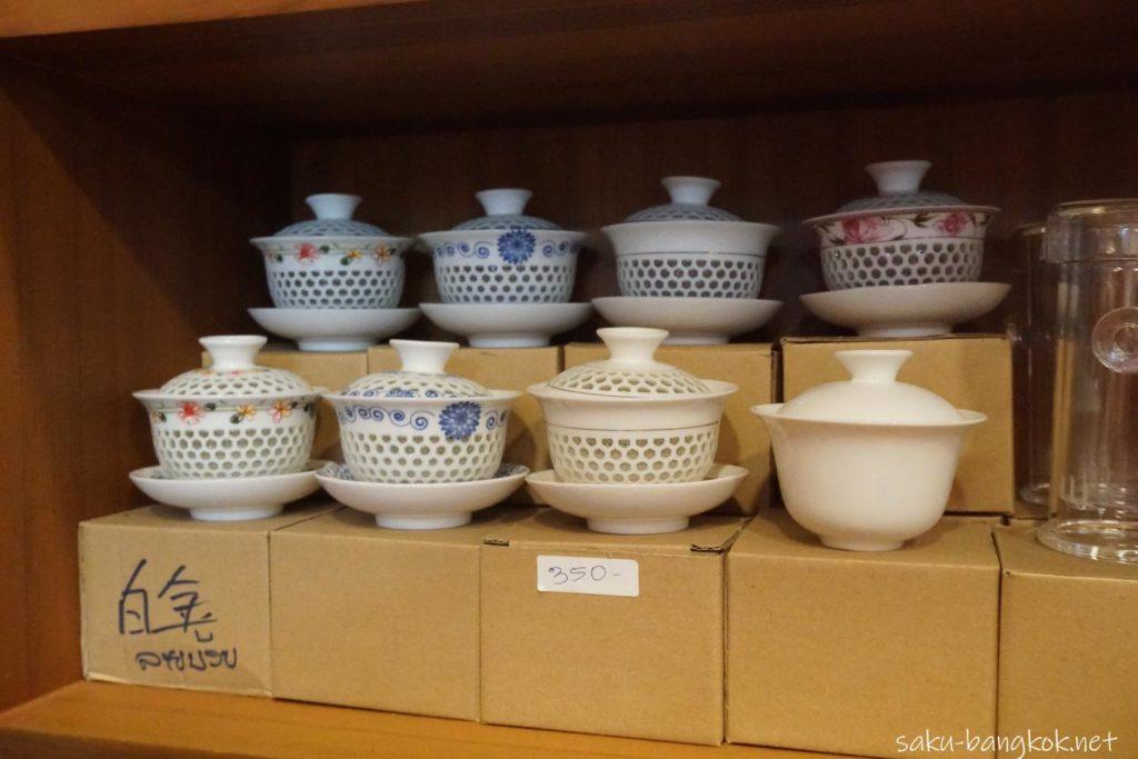 SEN XING FAで売っている茶器
