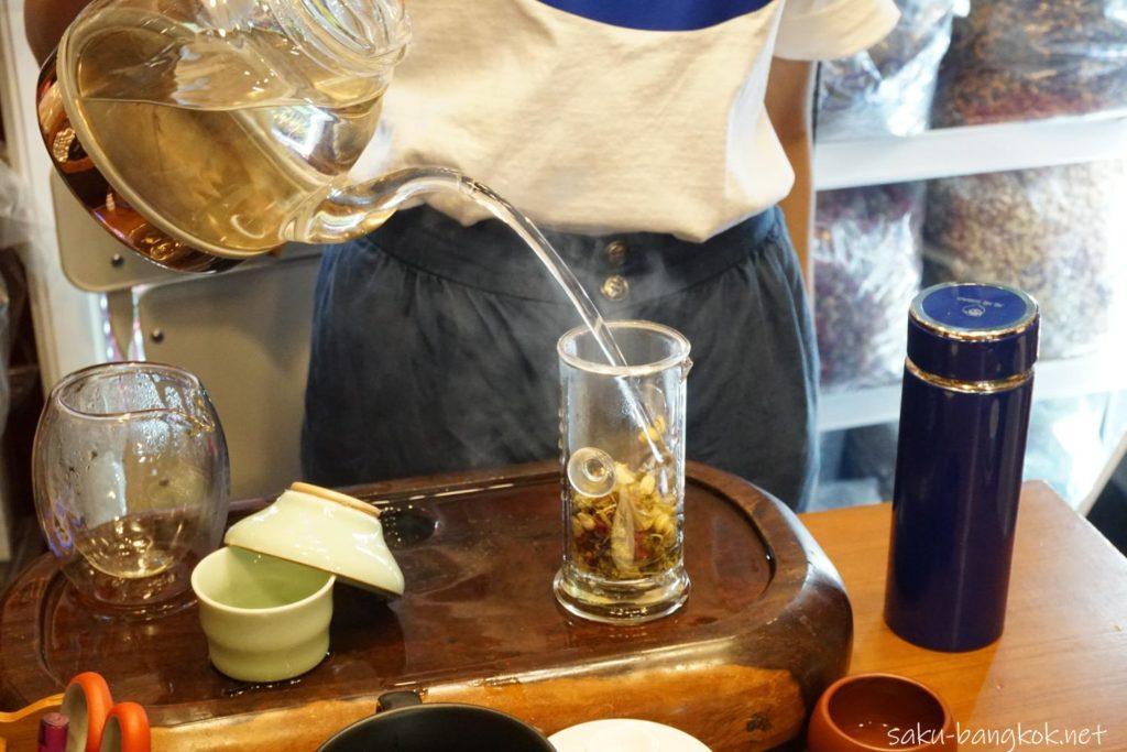 SEN XING FAの花茶