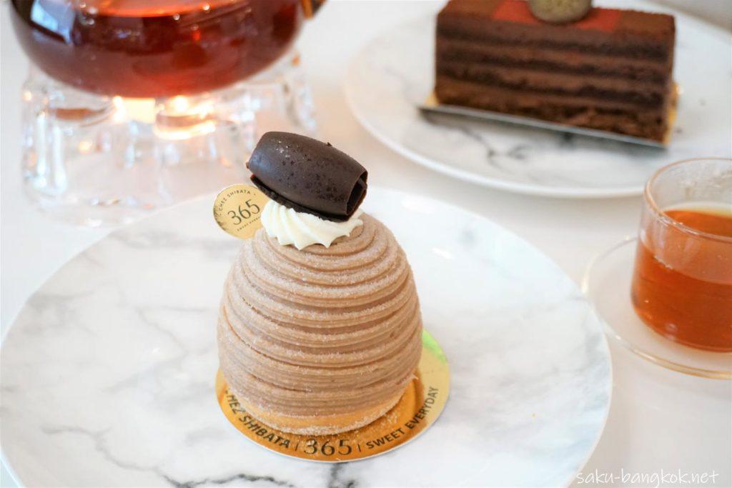 バンコクのケーキ屋さん シェ・シバタ365  タイトル画像