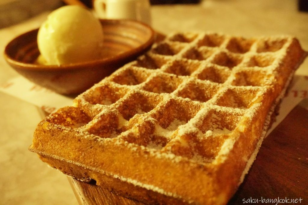 BRUXELLES WAFFLE THB250++
