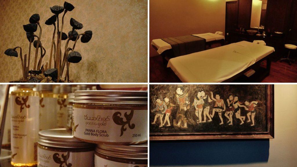 チェンマイホテル シリパンナ ヴィラ リゾート & スパ Arom:Dスパ