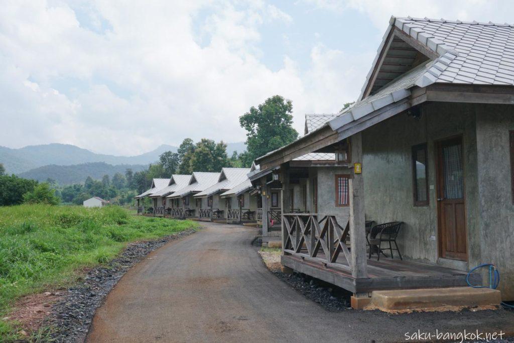 ブアカーオビレッジ内の宿泊施設