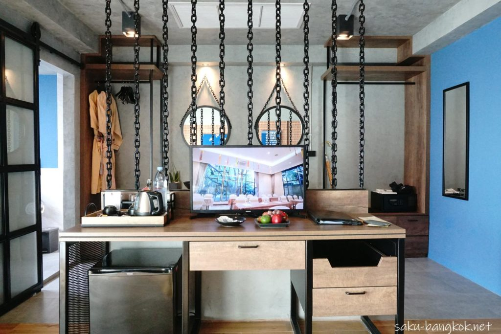 チェンマイホテル シリパンナ ヴィラ リゾート & スパ S loft Delux room