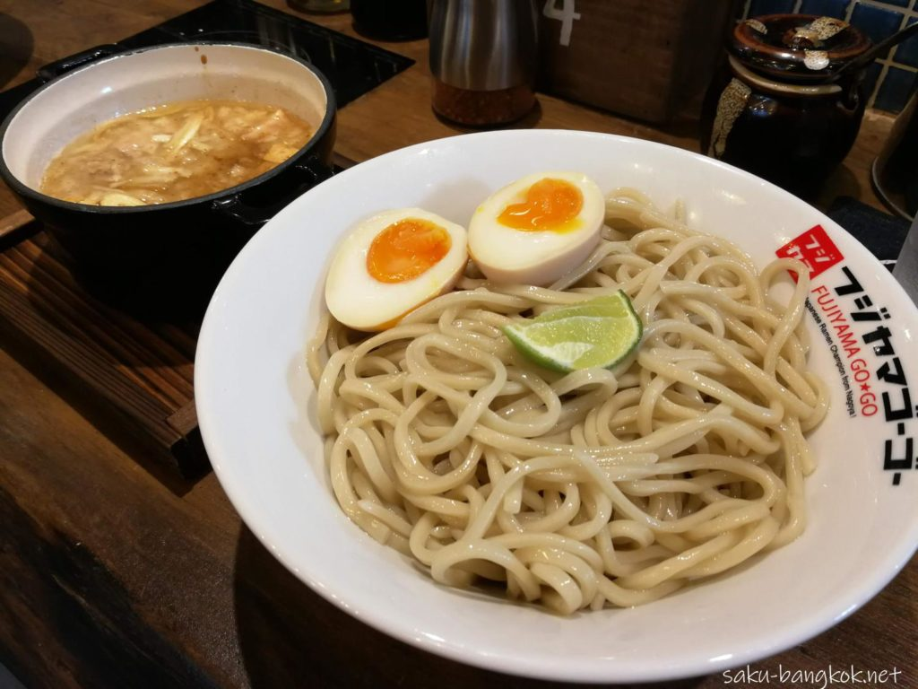 【フジヤマ55】エカマイソイ2店 魚介つけ麺