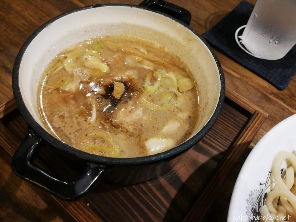 濃厚つけ麺のつけ汁