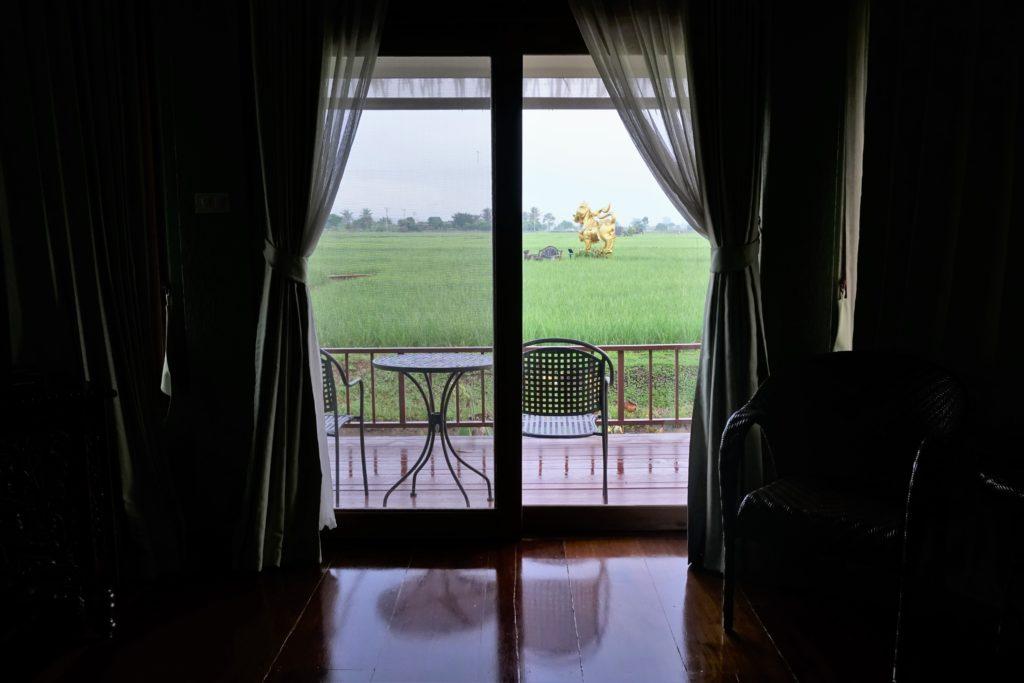 チェンマイ郊外の田んぼの真ん中でリラックス♪【プーサンファー リゾート】の部屋