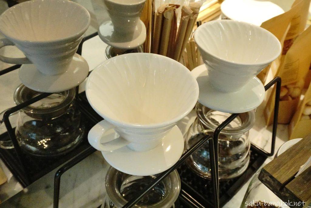 カフェHerringboneのドリップコーヒー