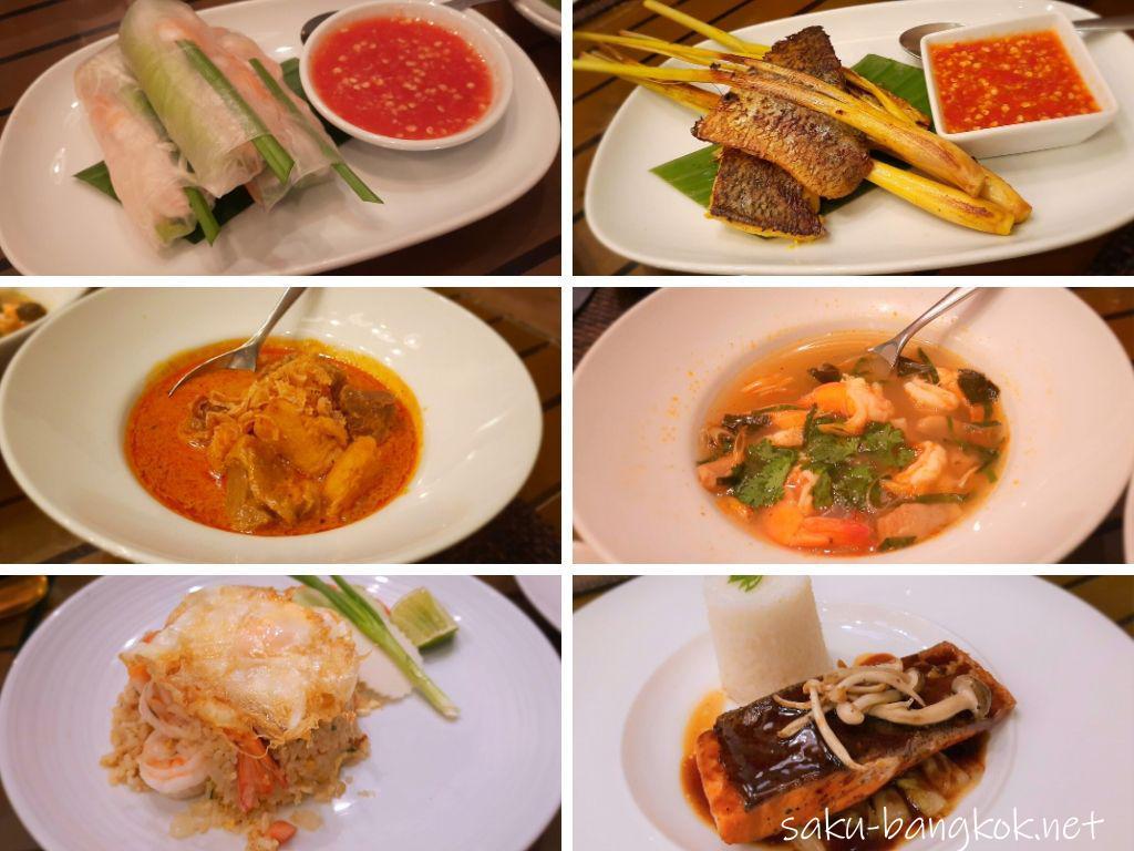 ラヨーンマリオットリゾート&スパ インターナショナル料理レストラン