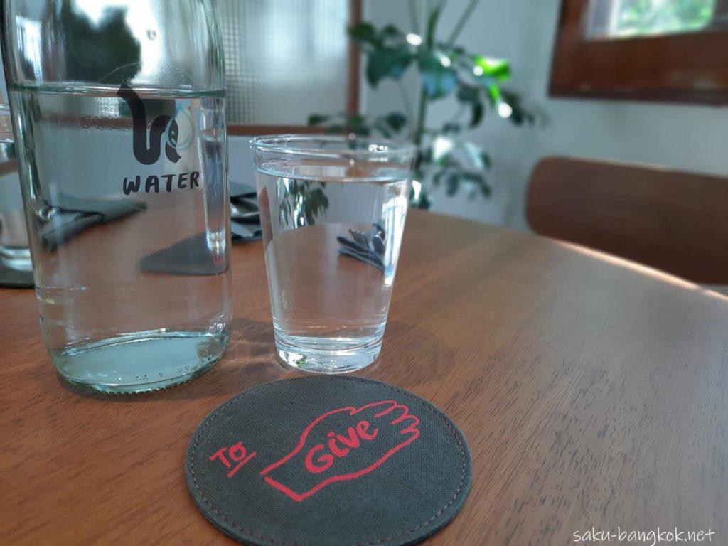 Still water 40THB+(約150円)
