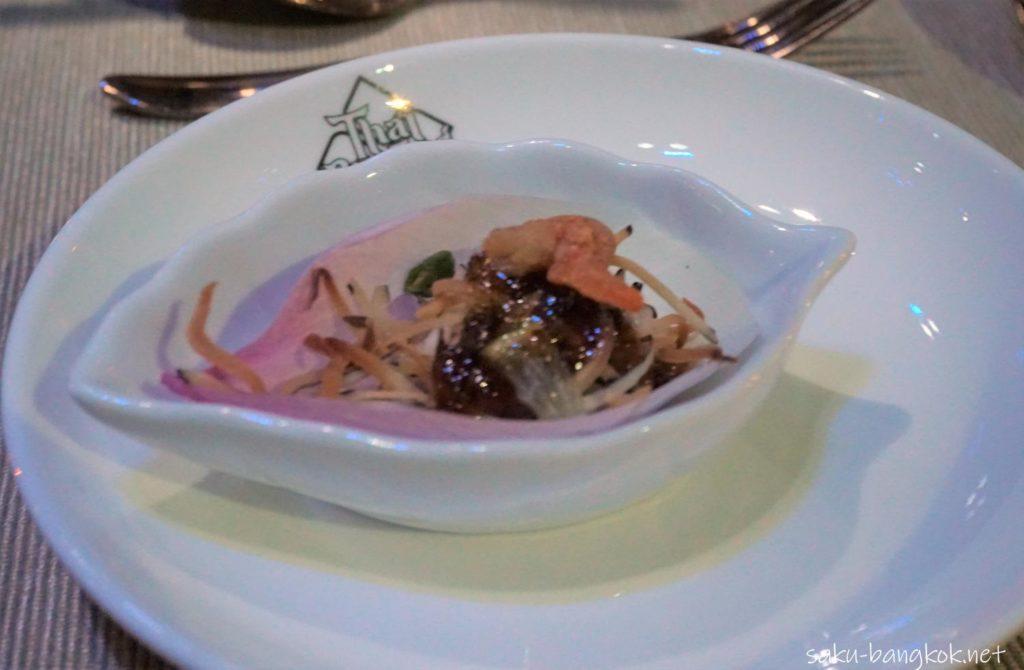 バンコク・タイバスフードツアーの前菜