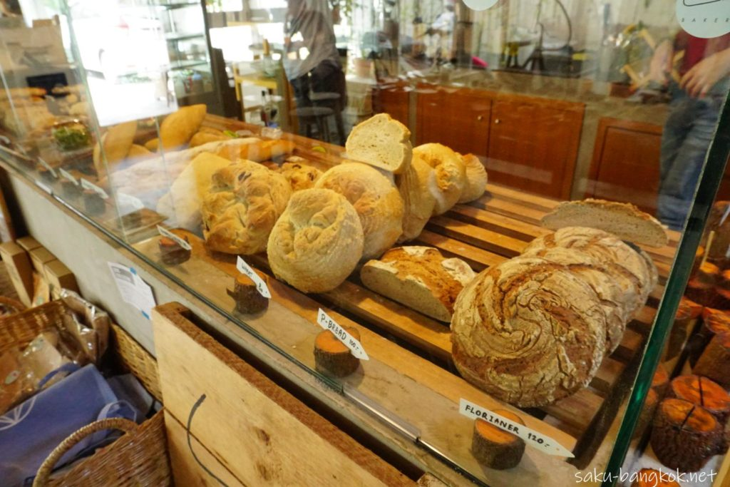 バンコク・アーリーのベーカリーカフェLandhaus Bakery
