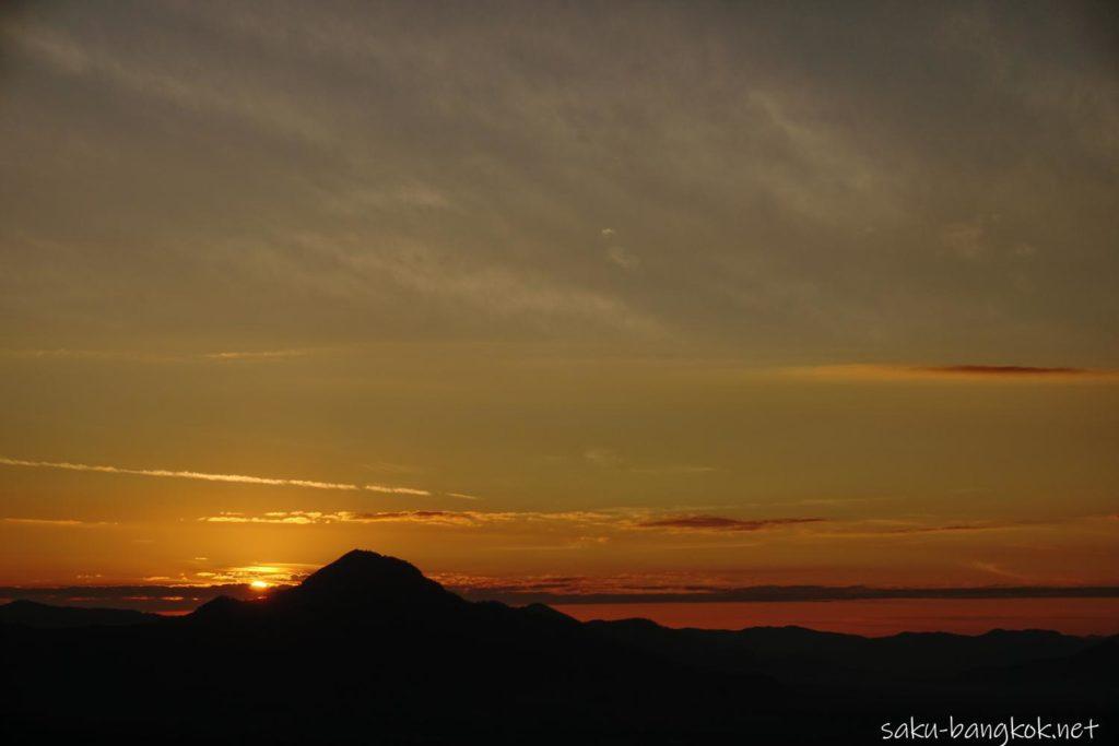 早朝のプートック山に雲海を見に行こう【チェンカーン旅行記2020-④】