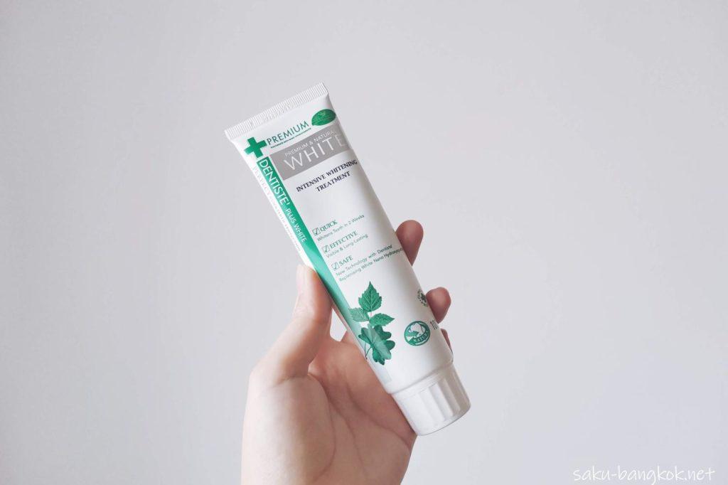 歯磨き粉:お土産にも人気のデンティス(DENTISTE)ホワイトニング