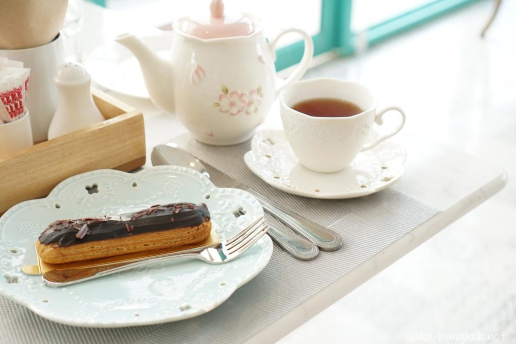 ビエンチャンのおしゃれで美味しいベーカリーカフェ【Annabelle 1】