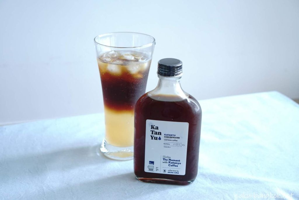 《バンコクデリバリー》濃縮コーヒーベースでおうちでアレンジコーヒー【KaTanYu Cold Brew】