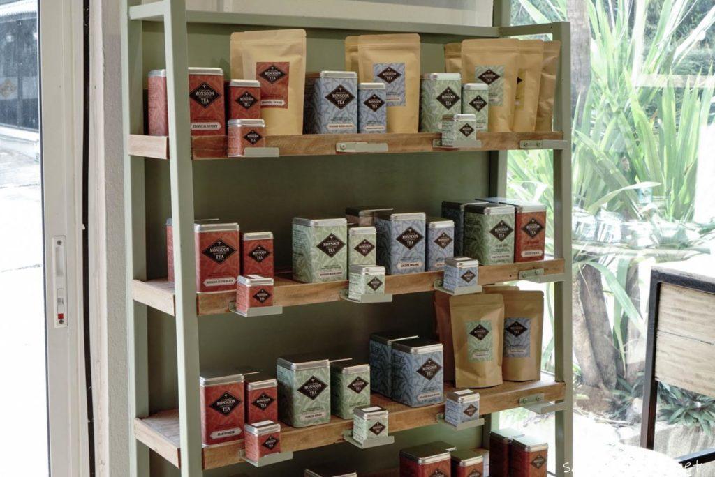 【Monsoon Tea】バンコク・アソーク店で販売されている茶葉