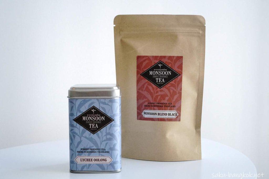 【Monsoon Tea】実際に購入した茶葉