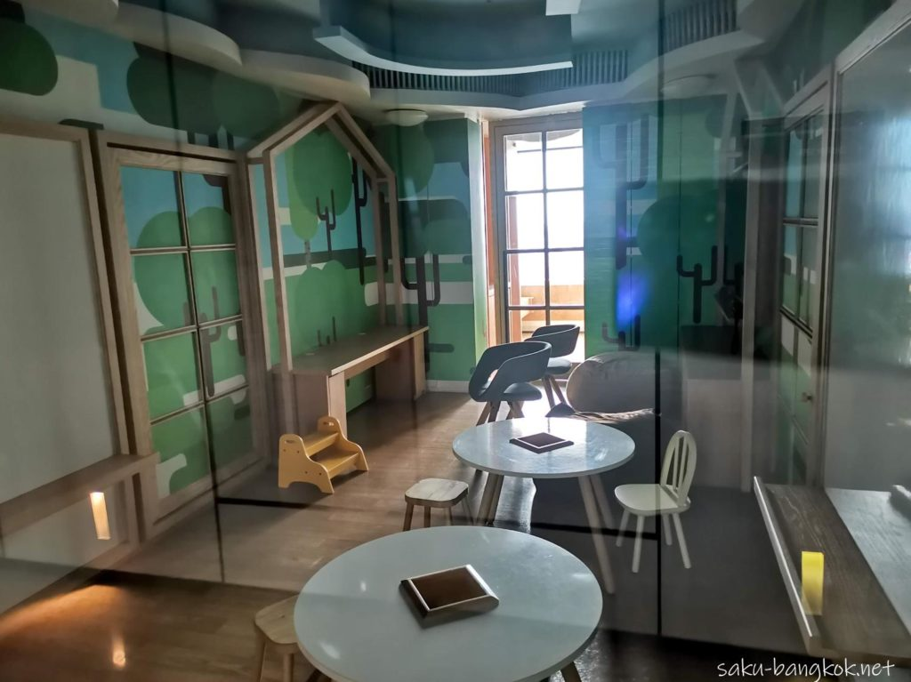 【ホテルレビュー】バンコク・マリオット・ホテル・ザ・スリウォンのキッズルーム
