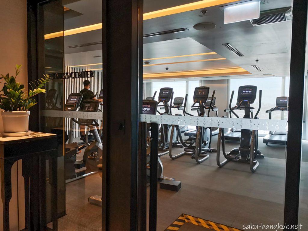 【ホテルレビュー】バンコク・マリオット・ホテル・ザ・スリウォンのフィットネス