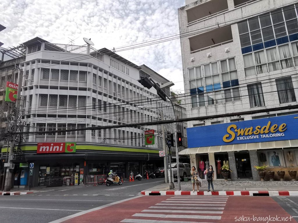 【ホテルレビュー】バンコク・マリオット・ホテル・ザ・スリウォン近くのスーパー