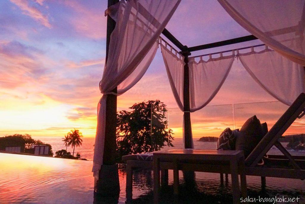 タイ・プーケットの大人リゾート「ザショアアットカタタニ」