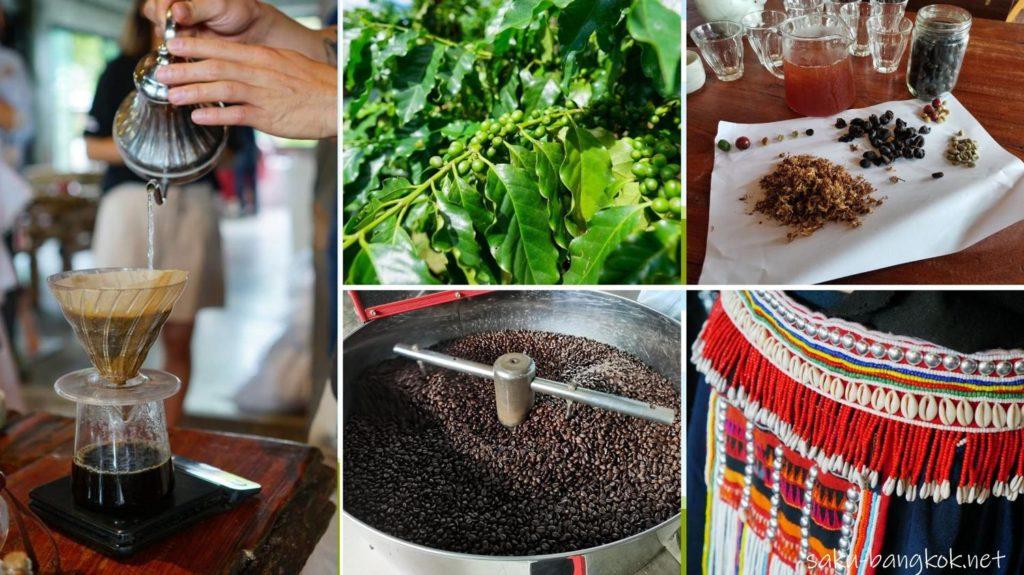 チェンライ コーヒーワークショップ