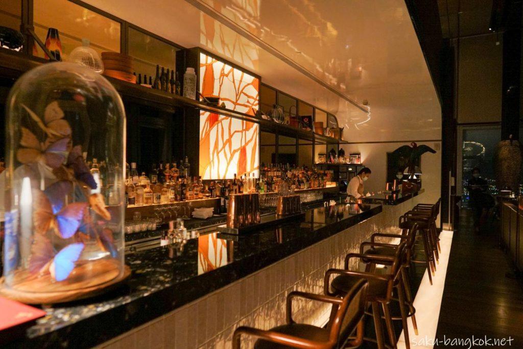 【マハナコーン・バンコク・スカイバー】絶景!超高層ビル内のレストラン・バー