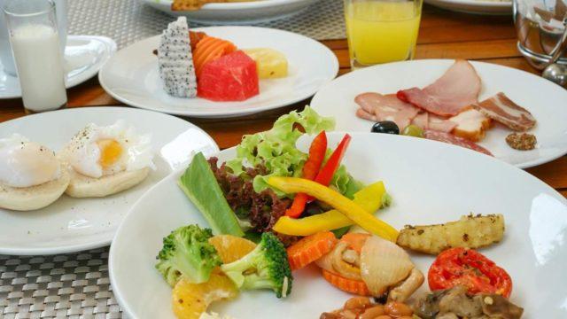 【SO Sofitel Huahin】の朝食ブッフェ[PR]