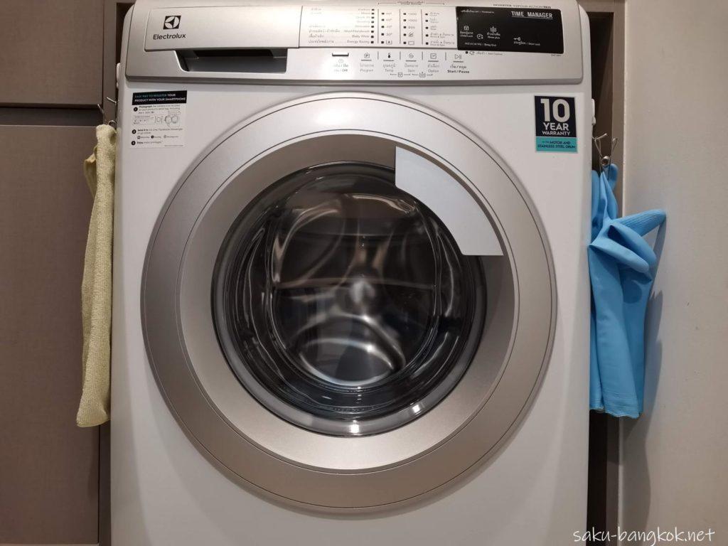 バンコクで洗濯槽クリーニングをプロに頼んでみた【住まいるサポート24】[PR]