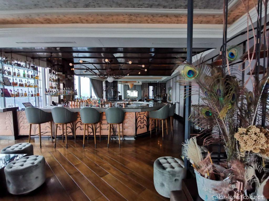 《期間限定》56階絶景バーで上質なアフタヌーンティーを【Waldorf Astoria Bangkok】