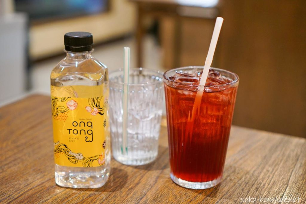 【Ong tong Khaosoi】ミシュランガイド掲載!アーリーのカオソーイ専門店